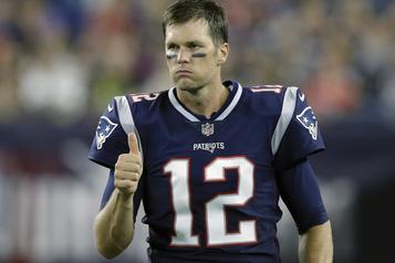 Tom Brady: «Un défi que j'ai hâte de relever»