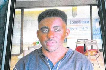 Un jeune homme de 25ans manque à l'appel à Longueuil )