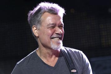 Des guitares d'Eddie Van Halen aux enchères)