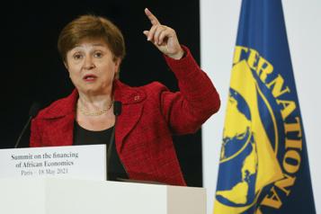 Le FMI hausse les réserves destinées aux pays membres)
