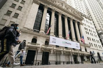 WallStreet termine en hausse, le DowJones à un record)