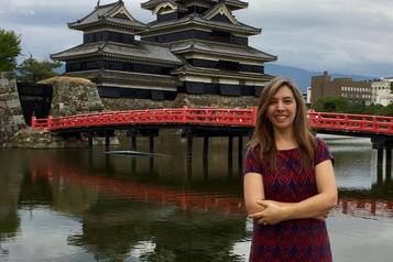 Valérie Harvey: voir le monde comme un kami japonais)