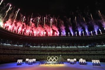 Les Jeux de Tokyo sont lancés)