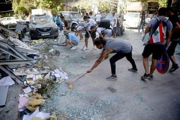 Explosions à Beyrouth: le Canada offre une aide de cinq millions)