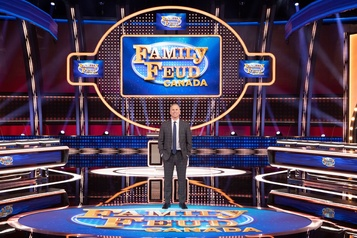 Une édition canadienne de Family Feud