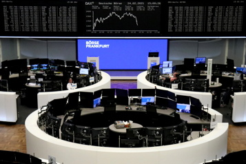Les marchés européens rebondissent)