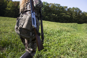 Randonner en temps de chasse)