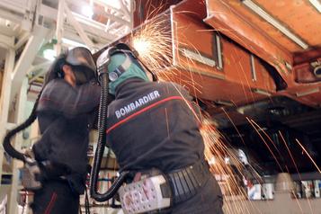 Bombardier investit dans son usine du nord de la France)