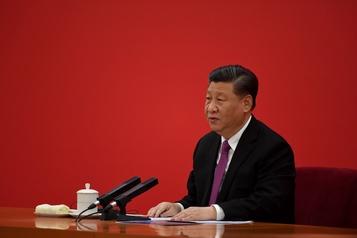 Pékin «mène une offensive» mondiale inédite contre les droits humains