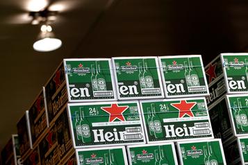 Le bénéfice net de Heineken en chute libre au premier semestre)