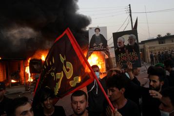 L'Iran compte venger Soleimani en visant «tous ceux impliqués»)