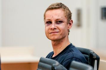 Attaque d'une mosquée en Norvège: le suspect reconnaît les faits