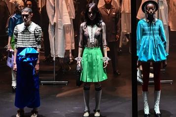 Défilés à Milan: Gucci dévoile l'envers du décor