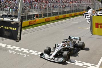 Annulation du Grand Prix du Canada La facture des gouvernements passe à 25,5millions par an en 2030 et 2031 )