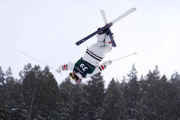 Mondiaux de ski acrobatique Mikaël Kingsbury: «Le titre que tout le monde voulait» )