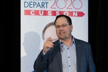 Direction du PLQ: Alexandre Cusson demeure une énigme