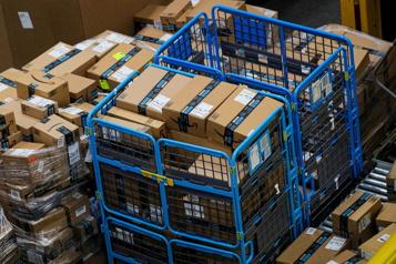 Ventes de Noël Amazon veut embaucher 150000saisonniers aux États-Unis
