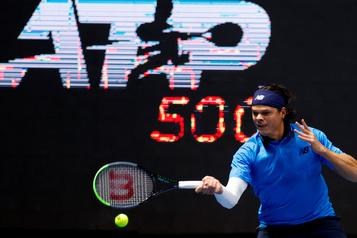 Tournoi de Saint-Pétersbourg Raonic et Shapovalov passent en demi-finales)