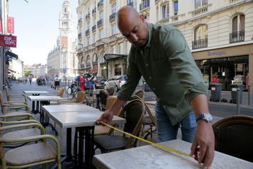 Coronavirus: un air de liberté retrouvée en France)