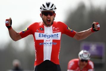 Kasper Asgreen remporte le Tour des Flandres)