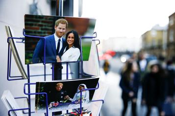 Harry et Meghan laissent place à une famille royale resserrée