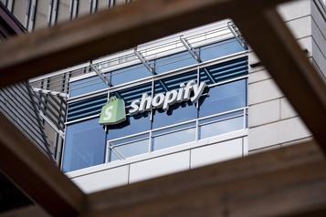 Les revenus de Shopify ont grimpé de 96%)