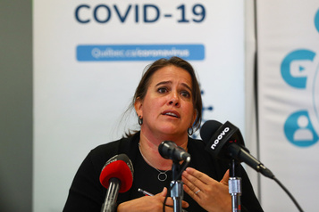 Montréal appelle les jeunes à se faire dépister en plus grand nombre)