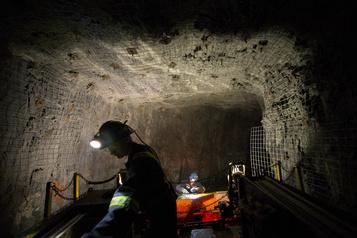 Mines Le secteur minier en quatre chiffres)