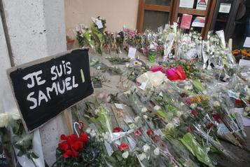 Professeur décapité près de Paris Un homme qui «aimait beaucoup» son métier)