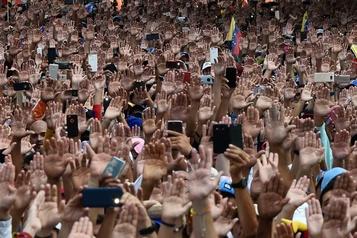 Venezuela: 67 personnes sont mortes lors de manifestations en 2019