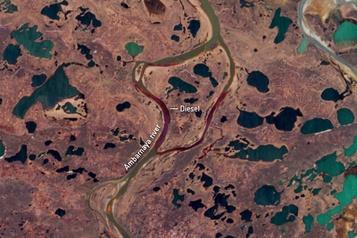 Pollution en Arctique: les États-Unis offrent leur aide à la Russie)