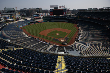 Les Nationals et les Astros annulent leurs entraînements)