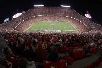 Matchs de la NFL: Rêve sportif garde espoir)