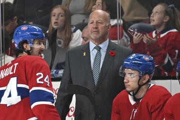 Au moins deux mois avant le retour du hockey, estime Claude Julien