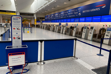 British Airways va placer 28000 salariés en chômage partiel