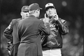 L'ex-gérant des Orioles Joe Altobelli est décédé)
