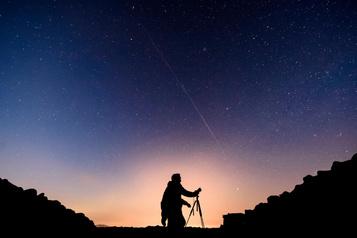 Starlink: neuf fois plus d'objets visibles dans le ciel en2020