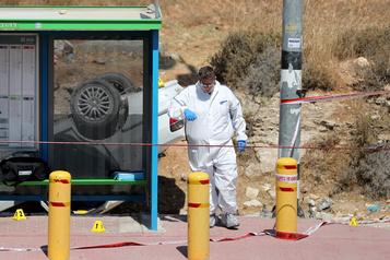 Deux Israéliens blessés dans une attaque à la voiture bélier