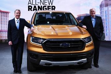 Ford, en pleine transformation, se choisit un nouveau patron)