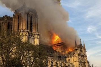 L'incendie de Notre-Dame, fait d'actualité le plus tweeté en 2019