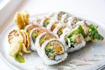 À la carte Au revoir Sata Sushi, place au Jones Café)