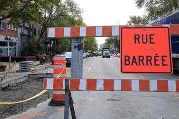 Montréal reporte le tiers de ses chantiers majeurs prévus en 2021)
