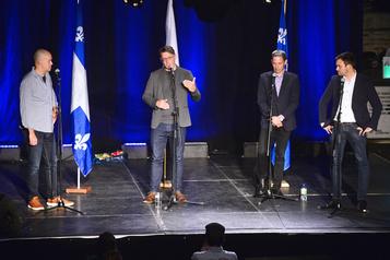 Course à la direction du Parti québécois Les aspirants chefs jouent le tout pour le tout)