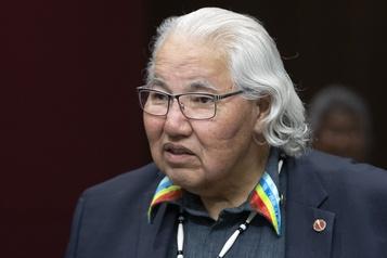 Le sénateur Murray Sinclair se joint à un cabinet de droit autochtone)