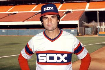34ans après son congédiement Tony La Russa redevient le gérant des White Sox)