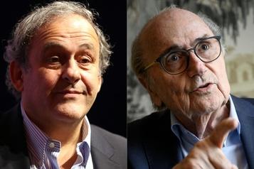 FIFA Platini et Blatter poursuivis pour «escroquerie» en Suisse)