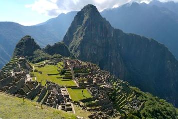 Le Machu Picchu célèbre ses 109ans sans touristes)