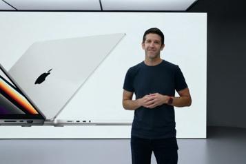 Apple renouvelle ses MacBook Pro
