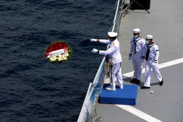 Au large de Bali L'Indonésie va tenter de récupérer le sous-marin qui a sombré )