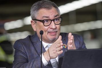 Salaire des hauts fonctionnaires Horacio Arruda dans le club des300000$ etplus)